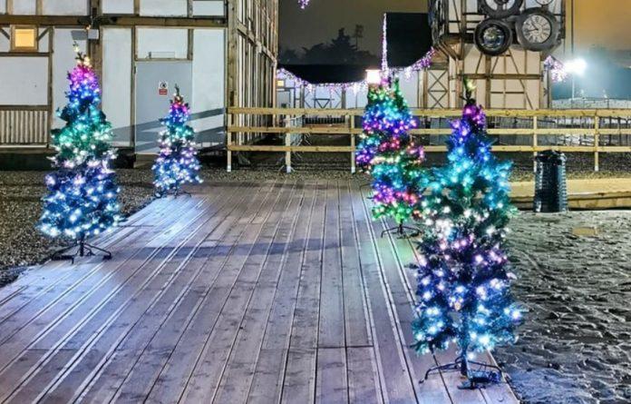 Il Sogno di Natale è svanito: chiude il villaggio all'Ippodromo