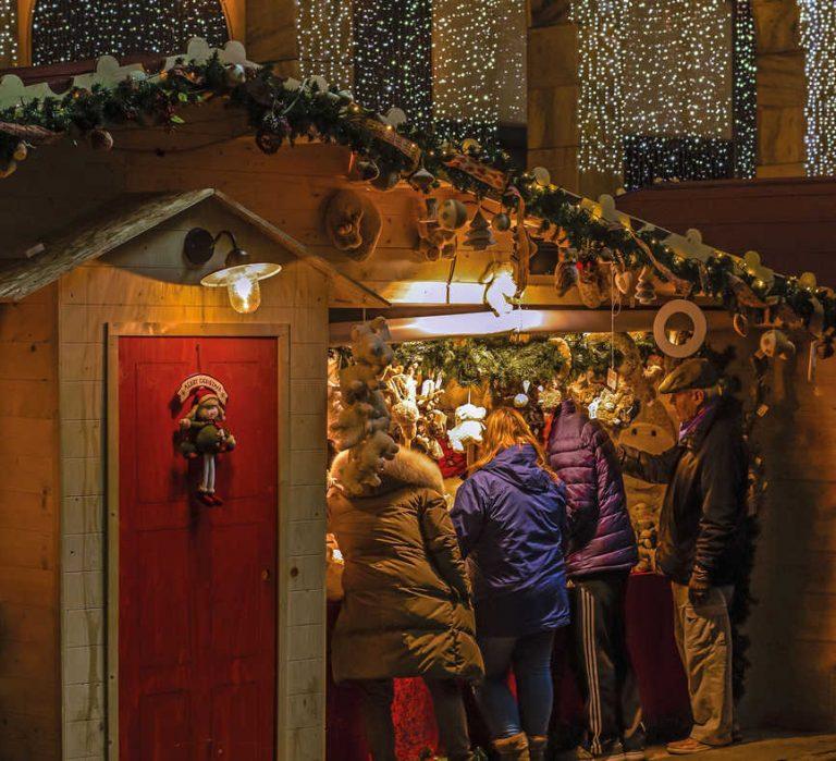 È Super Christmas: raffica di inaugurazioni in città