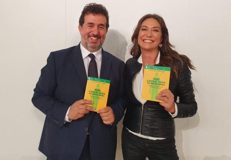«Verde a Milano? Certo che sì». Parola di Tessa Gelisio, in libreria con <i>100 green jobs</i>
