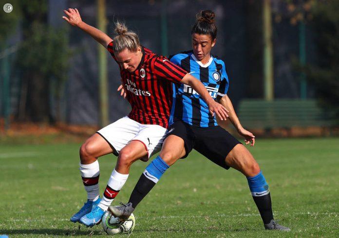 derby femminile