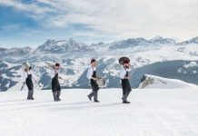 gourmet skisafari