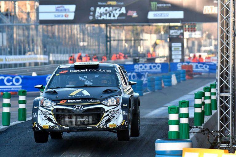 Motori, azione: il Monza Rally Show torna all'Autodromo