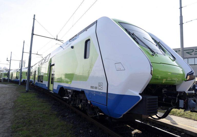 Nuovi treni qualcosa si muove, da gennaio arriva <i>Caravaggio</i>