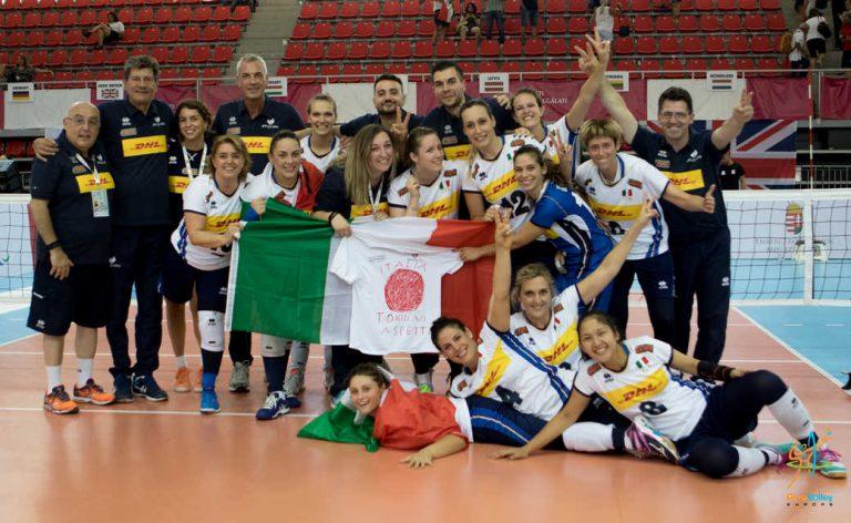 Sitting volley, Milano ospita l'azzurro: «Uno sport da medaglia»