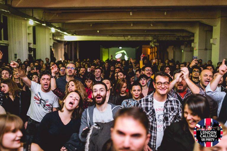 Movida con… London Calling – UK Party al Base Milano