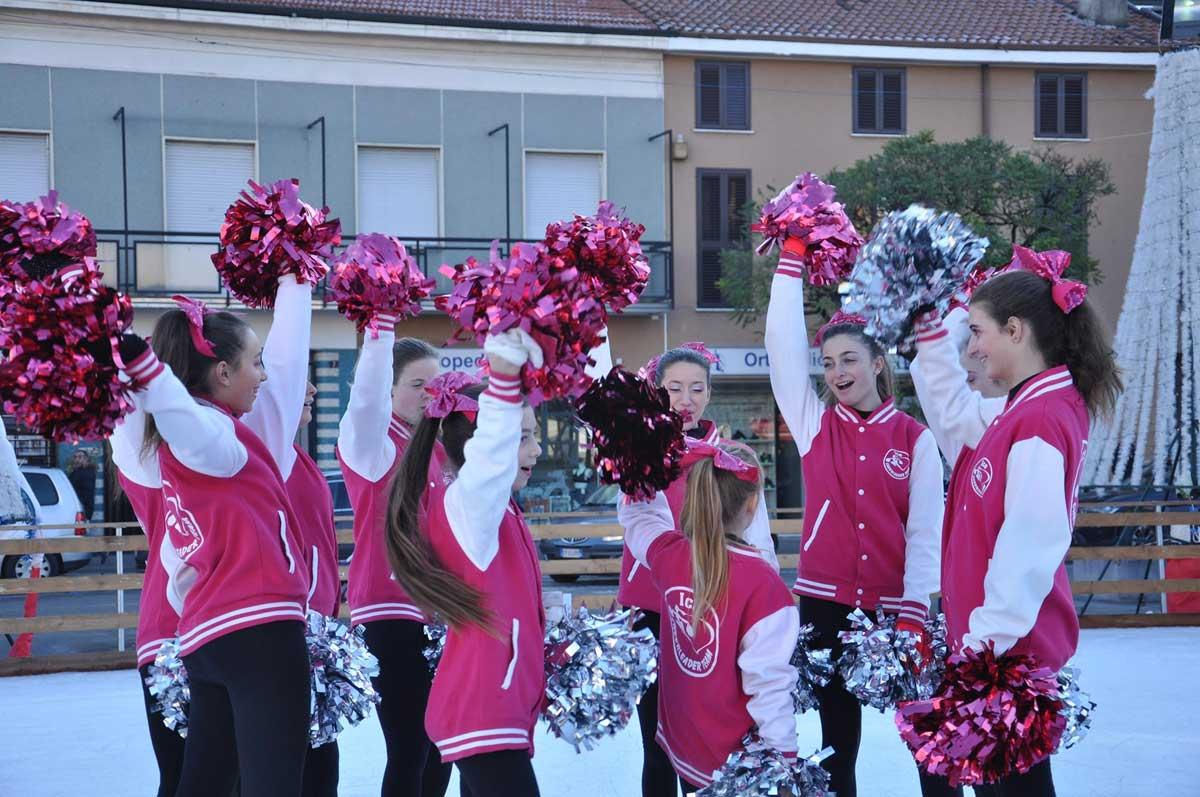 Noi, cheerleader d'Italia