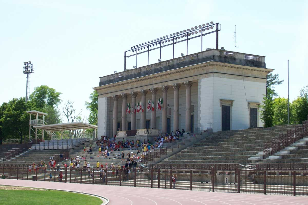 Atletica, arena civica