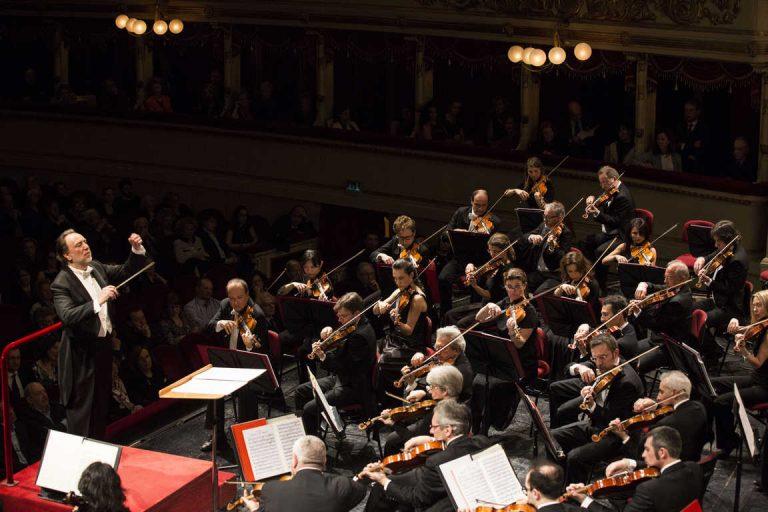 Chailly dirige Beethoven, primo appuntamento alla Filarmonica