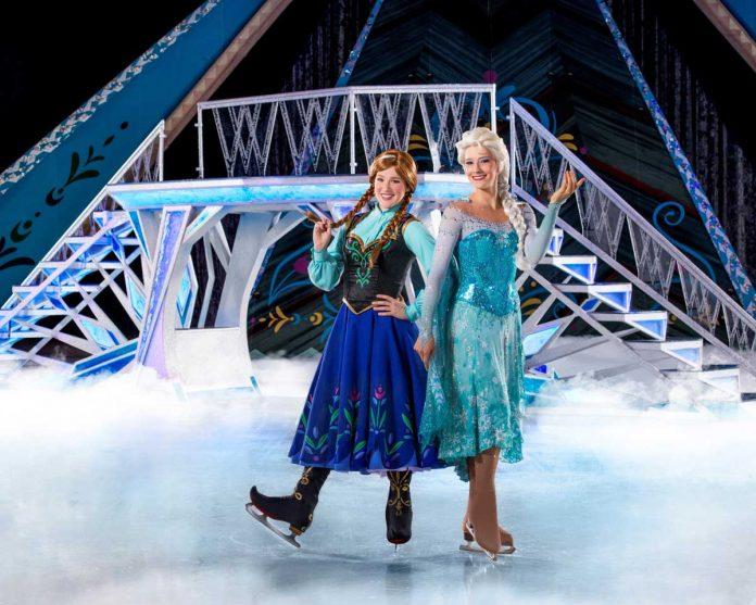 Disney on ice: la magia di Frozen al Forum