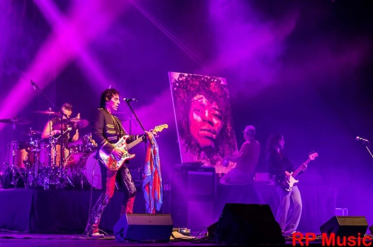 Jimi Hendrix Revolution al Teatro Nuovo