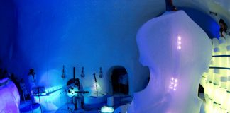 Ice Music sul ghiacciaio in Val di Sole