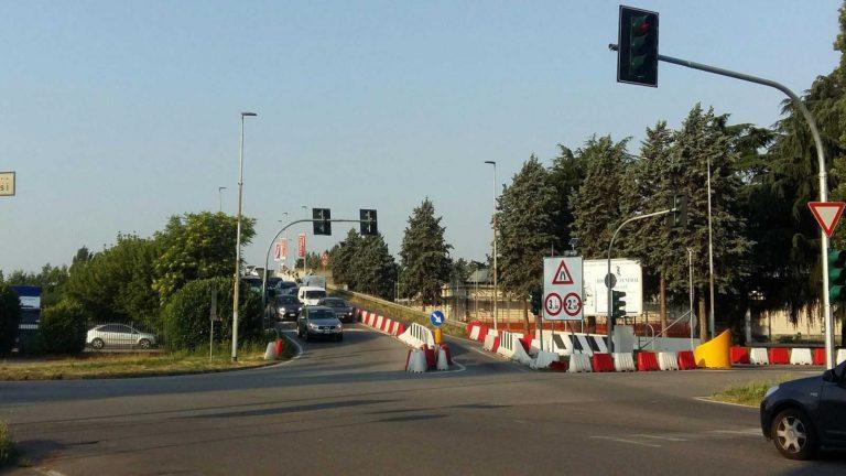Ponte di via Buonarroti chiuso: il via ai lavori nella frazione di Mazzo di Rho