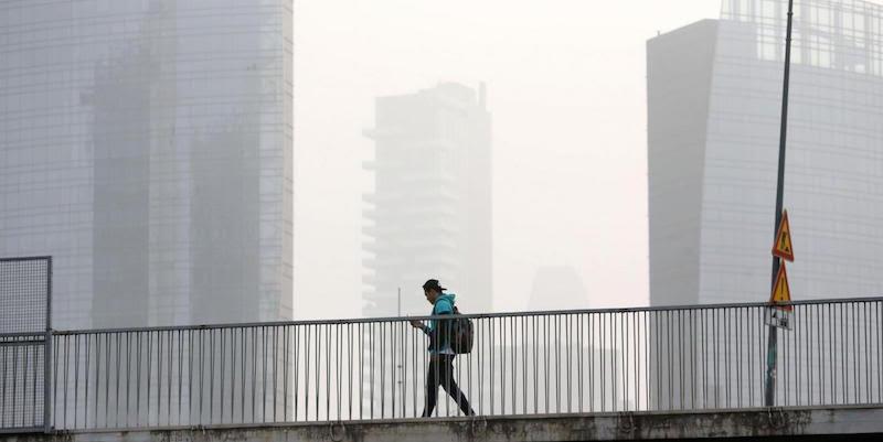 Smog, scattano i divieti.