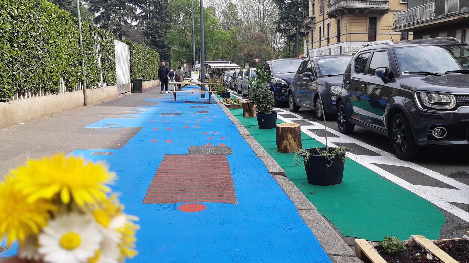Milano sempre più verde