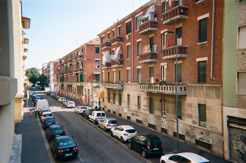 Milano: via Gola