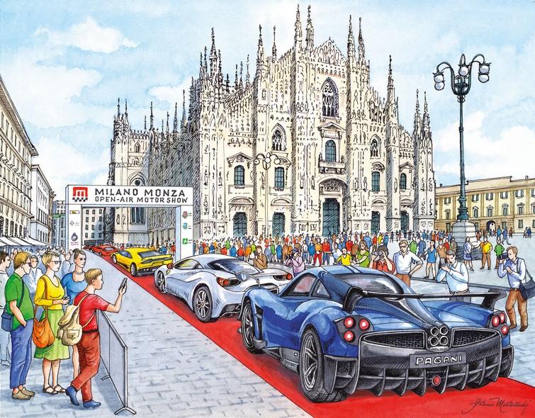 Confermato a giugno il Milano Monza Motor Show