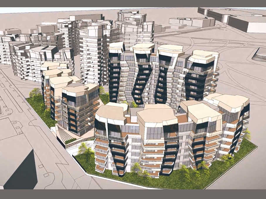 Nuove residenze Libeskind