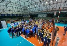 Powervolley Milano e CSI Milano: 2.000 bambini sugli spalti per abbattere il muro di Sora