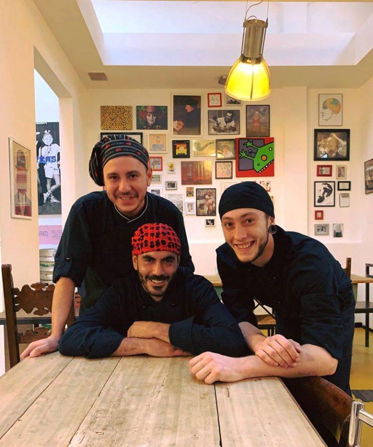 Movida con… La cena galeotta al ristorante Rob De Matt