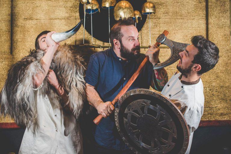 Movida con… l'aperitivo vichingo al Valhalla