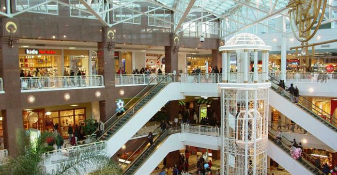 centri commerciali