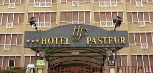 hotel Pasteur - urbanistica tattica