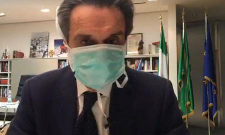 Lombardia, mascherine obbligatorie fino al 14 luglio