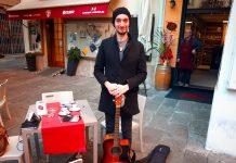 Saremo Sanremo: Andi Liòs, viaggiatore instancabile dell'anima