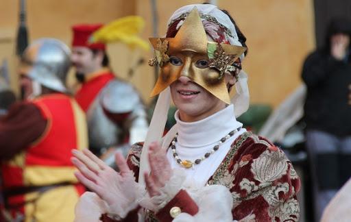 In maschera nella Ferrara del Rinascimento