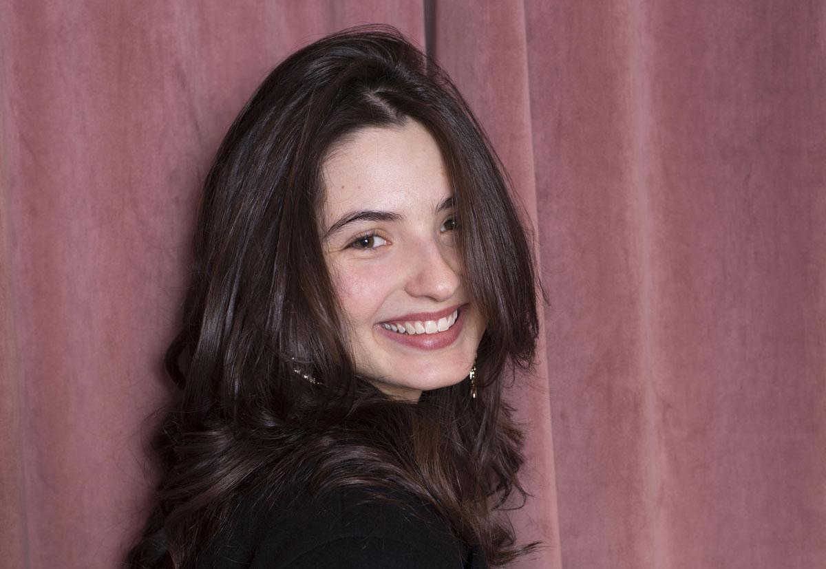 Tecla Insolia: «Il coraggio dei miei 16 anni»