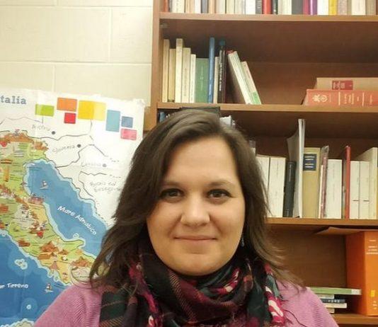 Da Milano all'Iowa, con al centro l'Ariosto: Lucia Gemmani