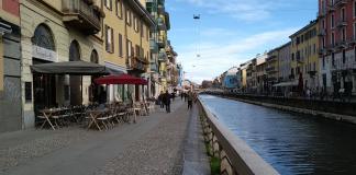 Milano, movida e coronavirus