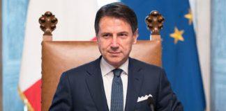 Giuseppe Conte nuovo dpcm governo