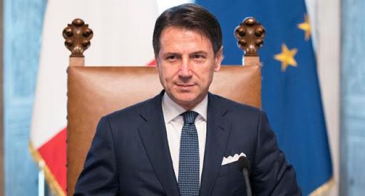 Il premier Conte in visita a Milano