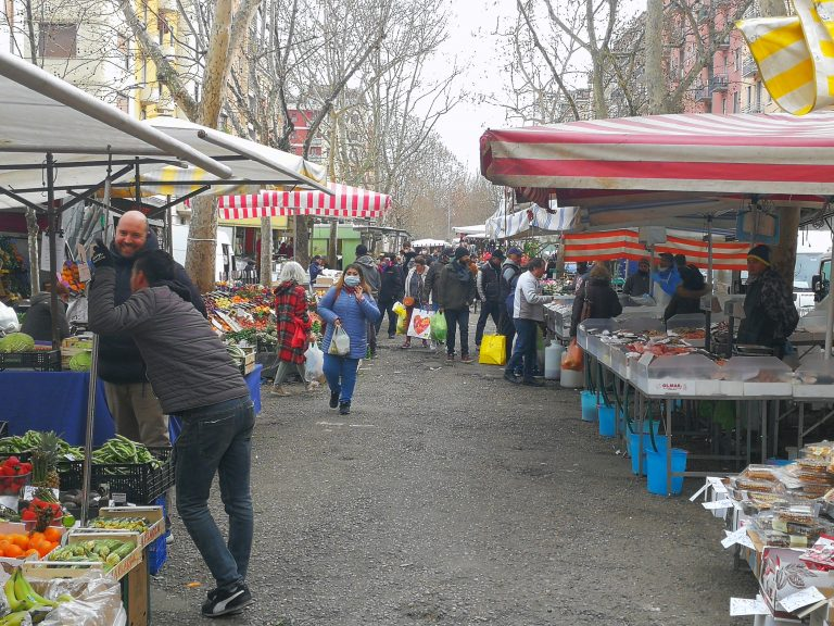 Fase 2, dal 29 aprile tornano i mercati scoperti