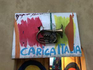 Carica, Italia. Carica. Milano!