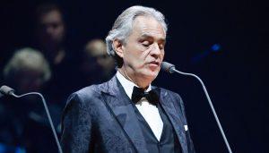 Il concerto di Bocelli