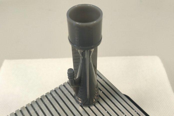 In Bovisa si stanno già stampando valvole respiratorie in 3D