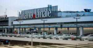 Milano Linate lettera Sala