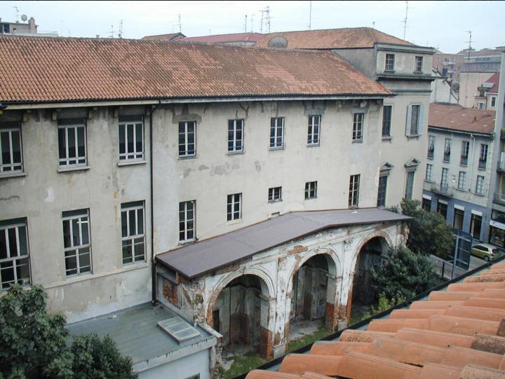 Municipio 1 - dormitorio per senza fissa dimora