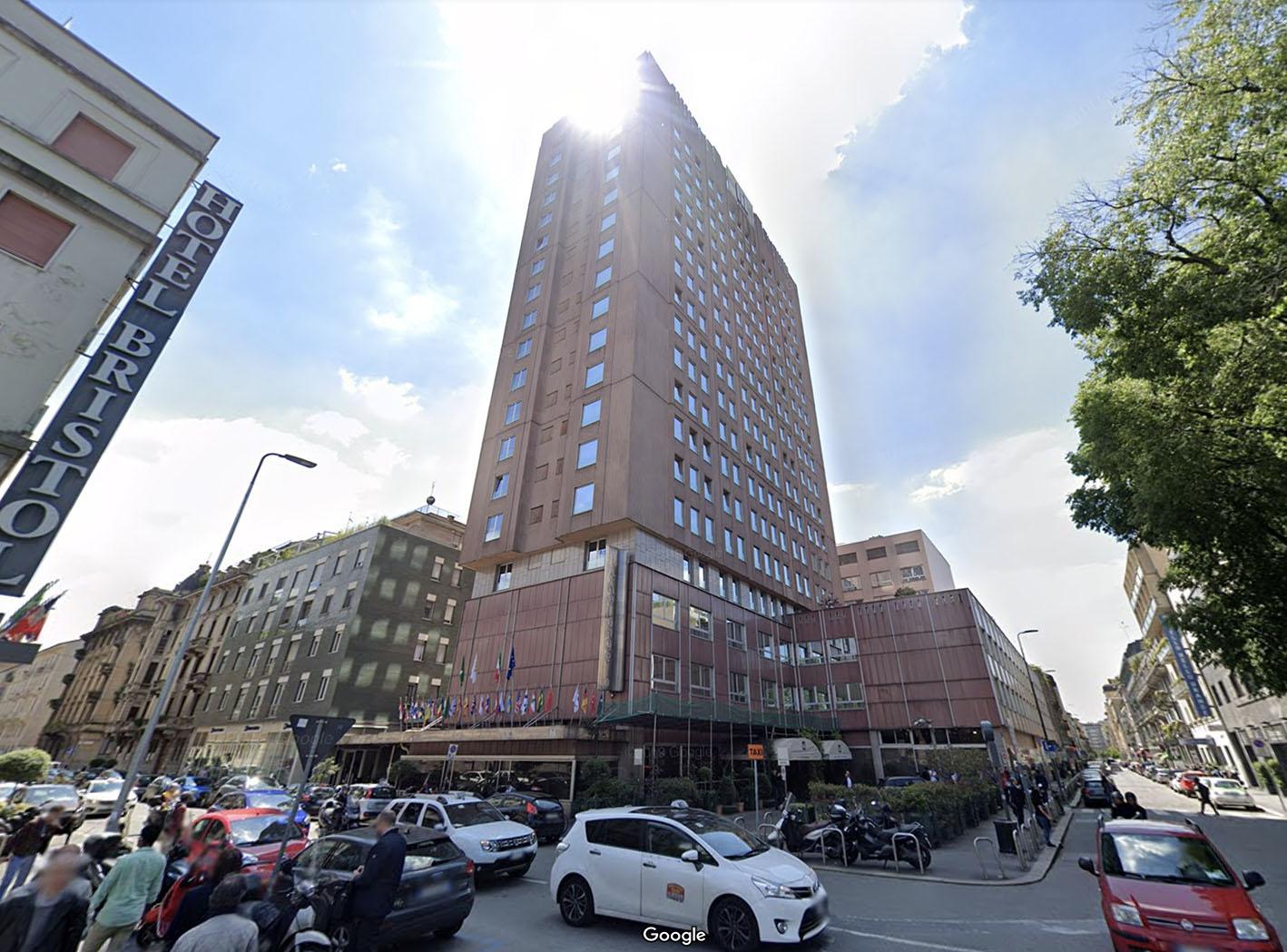 Municipio 2 - l'hotel a servizio per l'emergenza coronavirus