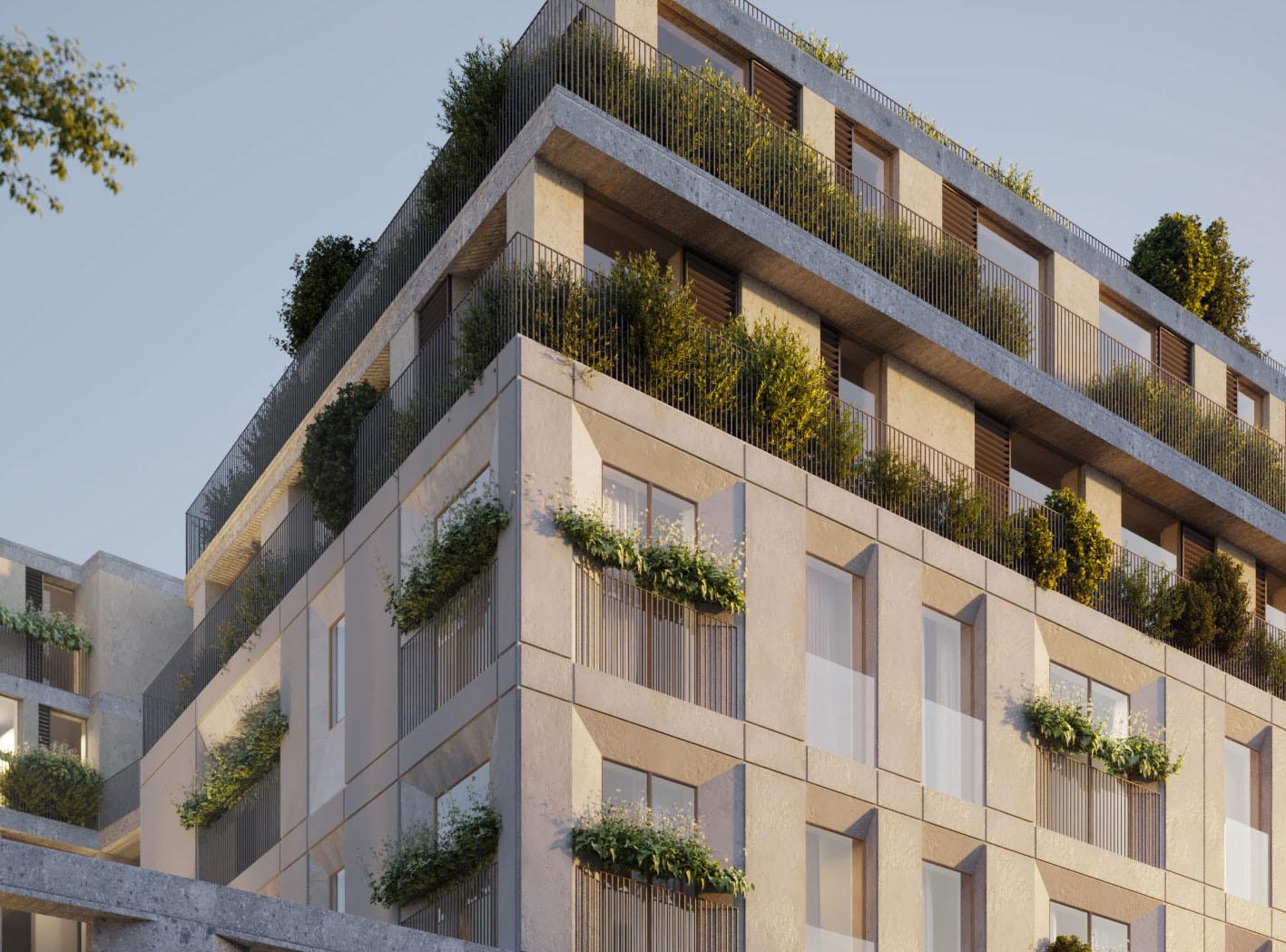 Municipio 5 - una nuova residenza