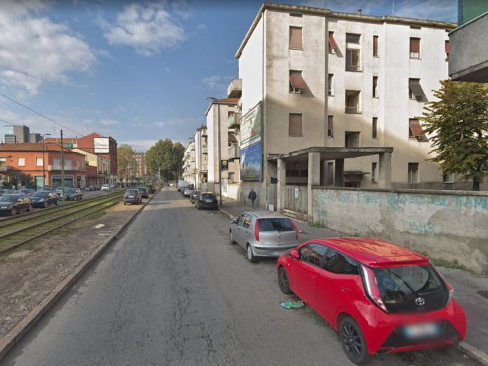 Municipio 6 - Occupazioni in Segneri 10