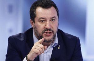 Matteo Salvini - coronavirus