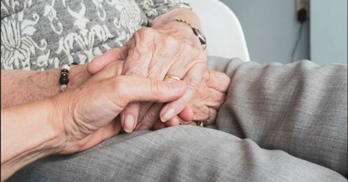 Un pensiero per gli anziani