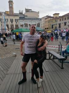 Serena Bove e Mattia Ravasi