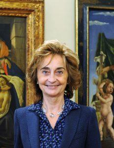 Annalisa Zanni direttrice del museo Poldi Pezzoli