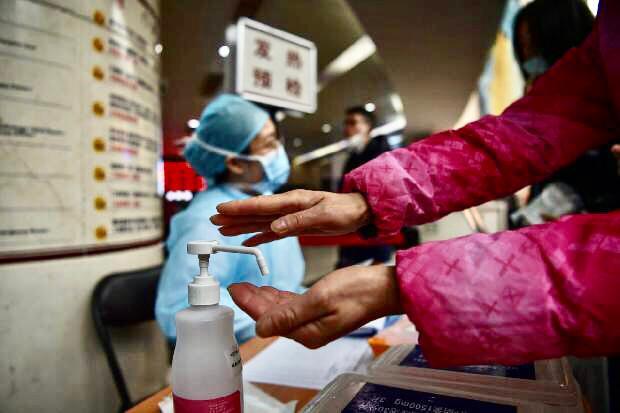 intossicazioni da disinfettanti