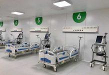 ospedale in fiera