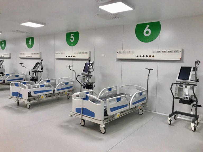 La Gdf negli uffici dell'Ospedale in Fiera: si indaga sulla realizzazione della struttura anti-Covid